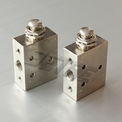 TAC,Air Valve, Basic Valves,Push Button Type Valves-Air